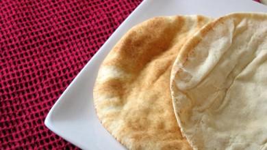Арабски питки с кайма